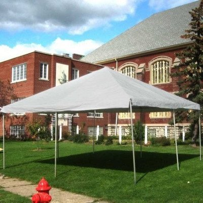 20 X 20 West Coast Frame Canopy Tent picture 1