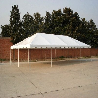 20 X 40 West Coast Frame Canopy Tent picture 1