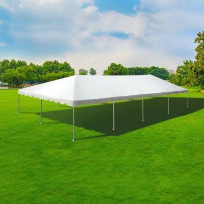 30 X 60 West Coast Frame Canopy Tent - Twin Tube picture 1