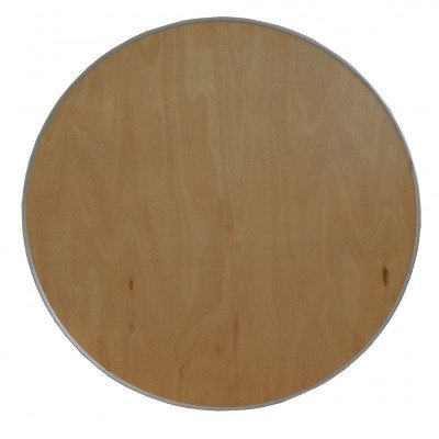 "30"" Round Wooden Cocktail-Bistro Table picture 4"