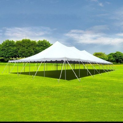 40 X 100 Sectional Canopy Pole Tent picture 1