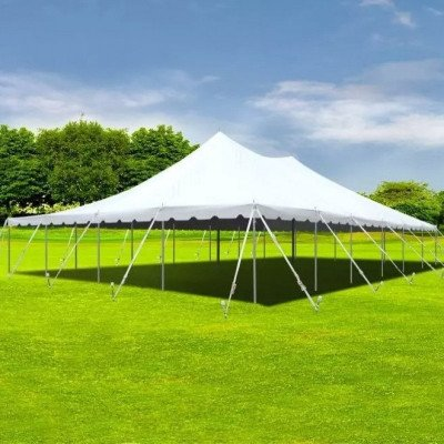 40 X 60 Sectional Canopy Pole Tent picture 1