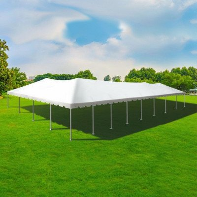 40 X 80 West Coast Frame Canopy Tent - Twin Tube picture 1