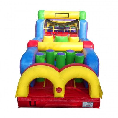 40' Inflatable Obstacle Course picture 4