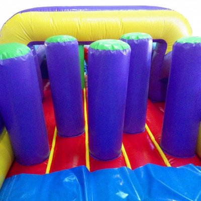 40' Inflatable Obstacle Course picture 5