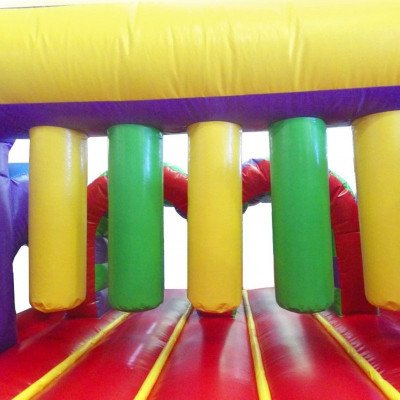 40' Inflatable Obstacle Course picture 6