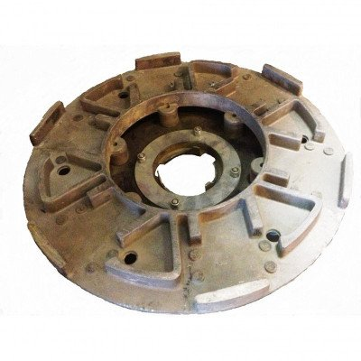 """17"""" Grinding Stone Driver Plate picture 1"""