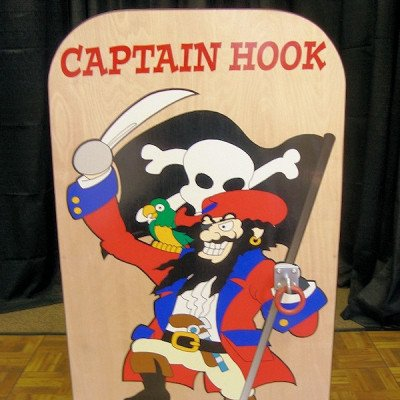Captain Hook Tabletop Carnival Game picture 1