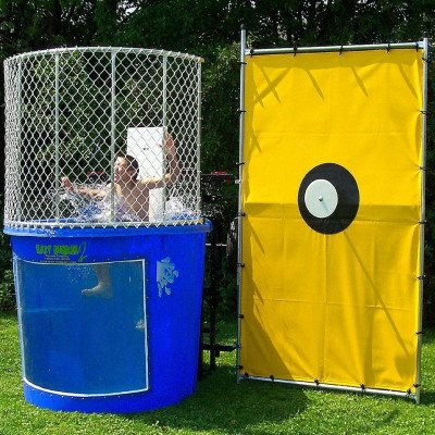 Dunk Tank - Tow Behind picture 1