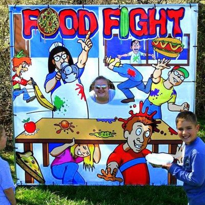 Food Fight Frame Game picture 1