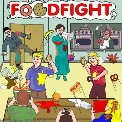 Food Fight Frame Game picture 2