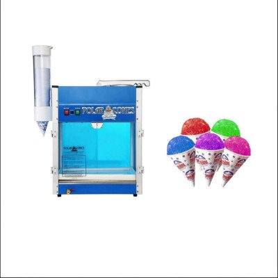 Sno-Kone® Machine with Sno-Kone Cups - Pack Of 200 Sleeve picture 1