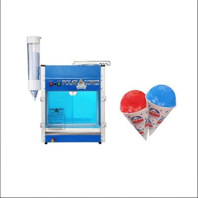 Sno-Kone® Machine with Sno-Kone Cups - Pack Of 25 picture 1