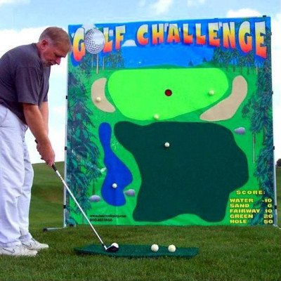 Golf Chipping Challenge Frame Game picture 1