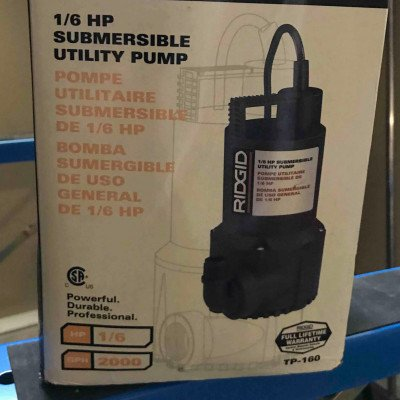 Submersible pump picture 2