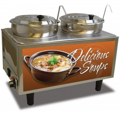 Soup Station Warmer picture 1