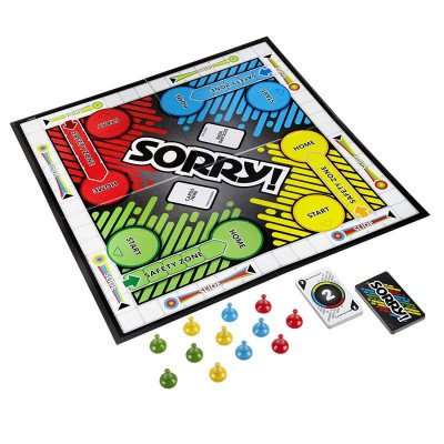 sorry! board game picture 2