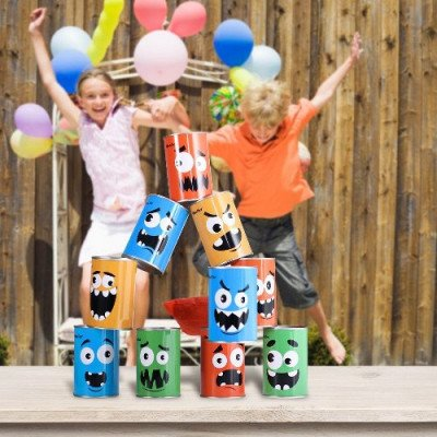 bean bag toss game for kids picture 2