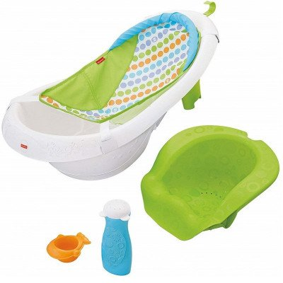 fisher-price 4-in-1 sling 'n seat tub picture 1
