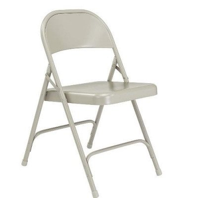 all steel standard folding chair picture 2