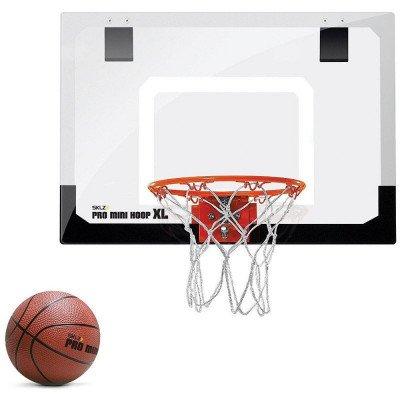 mini basketball hoop with ball picture 2