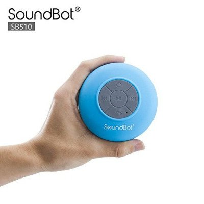 water resistant bluetooth 3.0 shower speaker picture 2