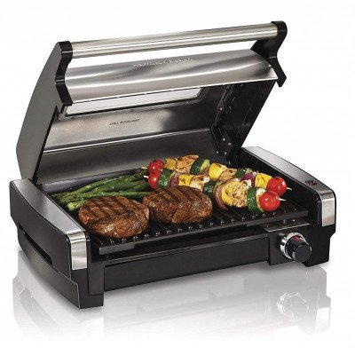 stainless steel indoor flavor searing grill picture 1