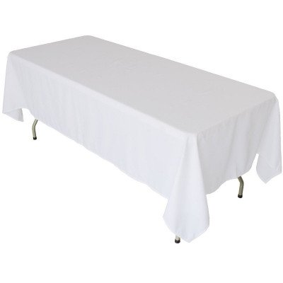 Rectangular Polyester Fabric Tablecloth picture 1
