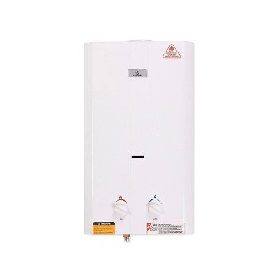 Propane Gas Portable Tankless Water Heater picture 1