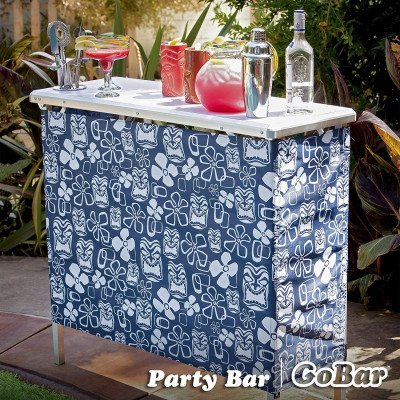 portable high top party bar picture 2