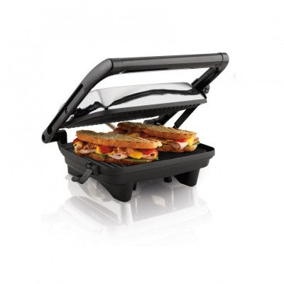 panini press gourmet sandwich maker picture 1