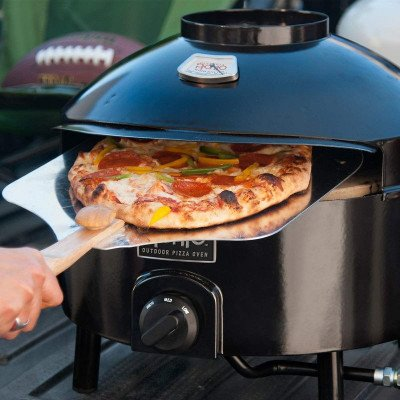 outdoor pizza oven picture 1
