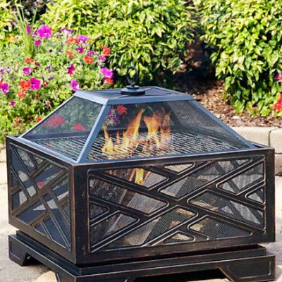 outdoor fire pit picture 3