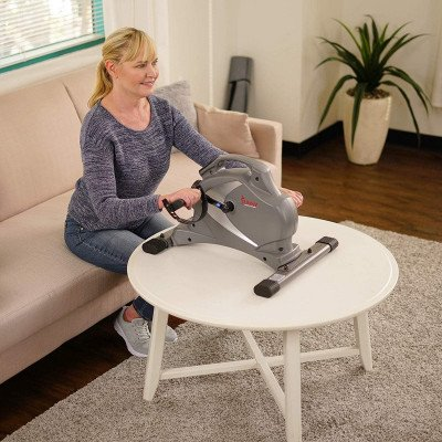 magnetic mini exercise bike picture 2
