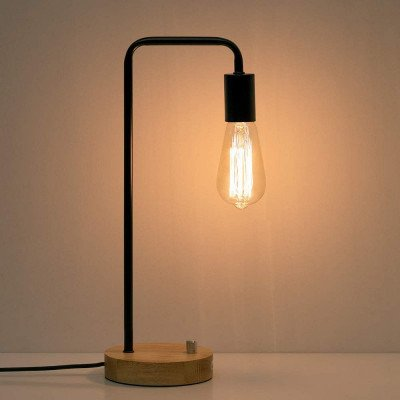industrial desk lamp picture 1