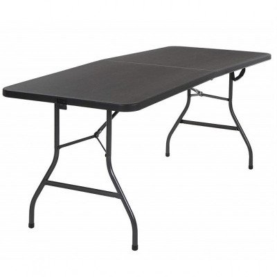half blow molded folding table picture 2