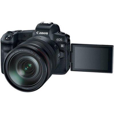 camera with 24-105mm lens picture 2