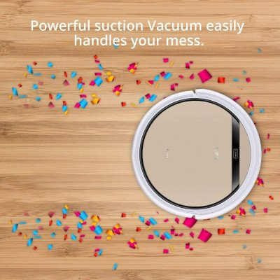 Robotic Vacuum with Water Tank picture 4