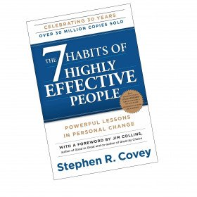 the 7 habits of highly effective people by stephen covey