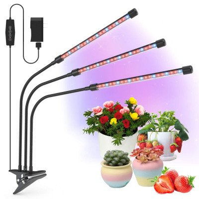 grow light plant lights for indoor plants picture 1