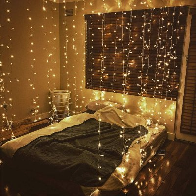 window curtain lights picture 3