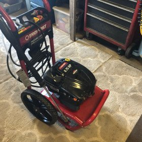 Power washer (gas)