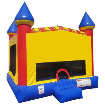 Fun Inflatable Castle picture 1