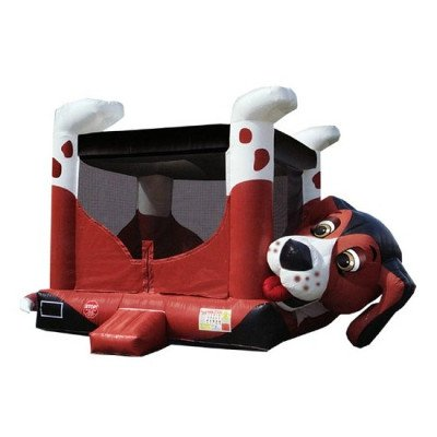 Beagle Belly Inflatable Bouncer picture 1