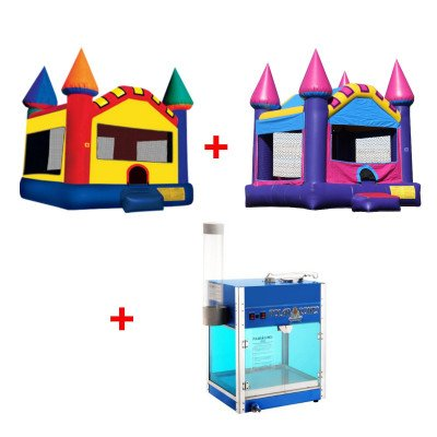 Boy and Girl Inflatable Package picture 1
