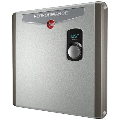 Electric Tankless Water Heater picture 1
