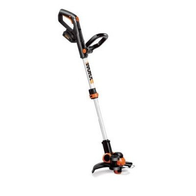 cordless grass trimmer picture 1