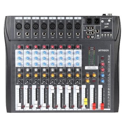 audio mixing console picture 1