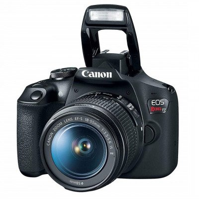 canon eos rebel t7 18-55mm is ii digital camera picture 2