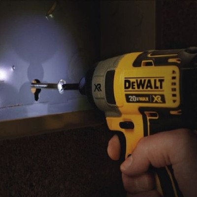 brushless cordless impact driver picture 1